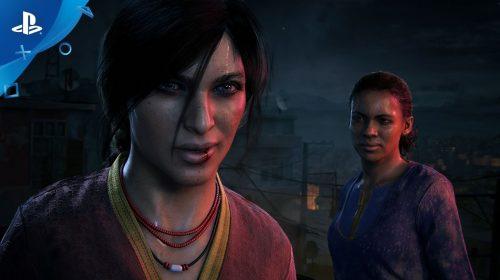 Uncharted: The Lost Legacy será vendido em mídia física