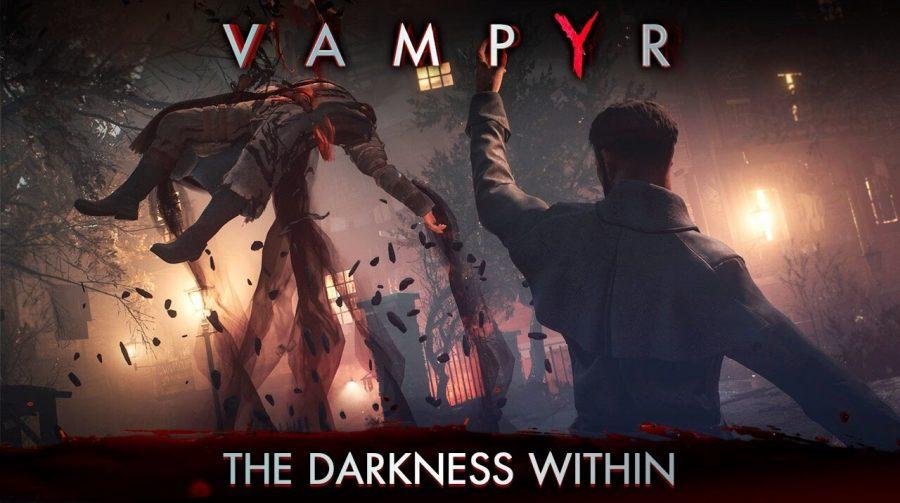 Vampyr recebe novo trailer com detalhes do enredo; assista