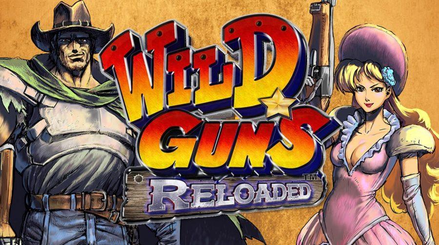 Wild Guns Reloaded para PS4 recebe data de lançamento