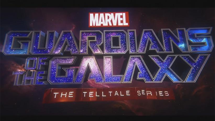Telltale anuncia série Marvel's Guardians of the Galaxy