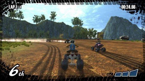 ATV Renegades é listado para o PS4 com lançamento para abril