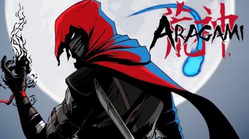 Aragami: É indie Mas...