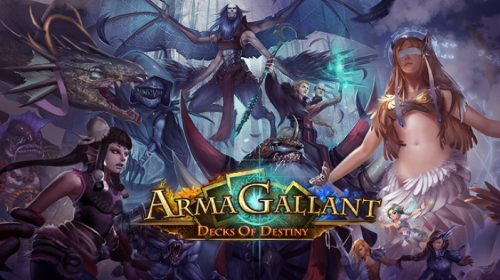 ArmaGallant, novo exclusivo de PS4, chega em abril