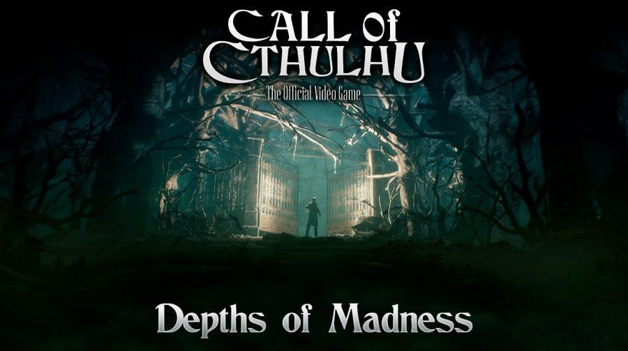 Finalmente! Call of Cthulhu recebe data de lançamento: 30 de outubro