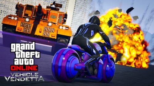 GTA V: Online recebe novo modo de jogo em atualização
