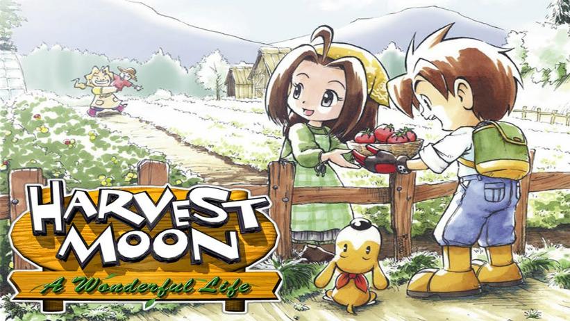 Clássicos Harvest Moon são classificados para PS4; detalhes