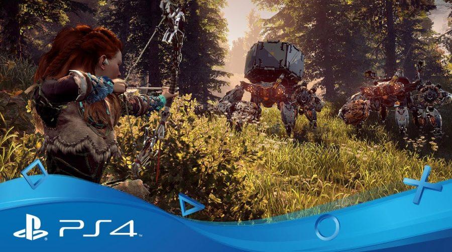 20 novos minutos de gameplay de Horizon: Zero Dawn revelam mais do game