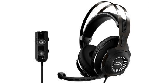 HyperX anuncia o heaset gamer HyperX Cloud Revolver S