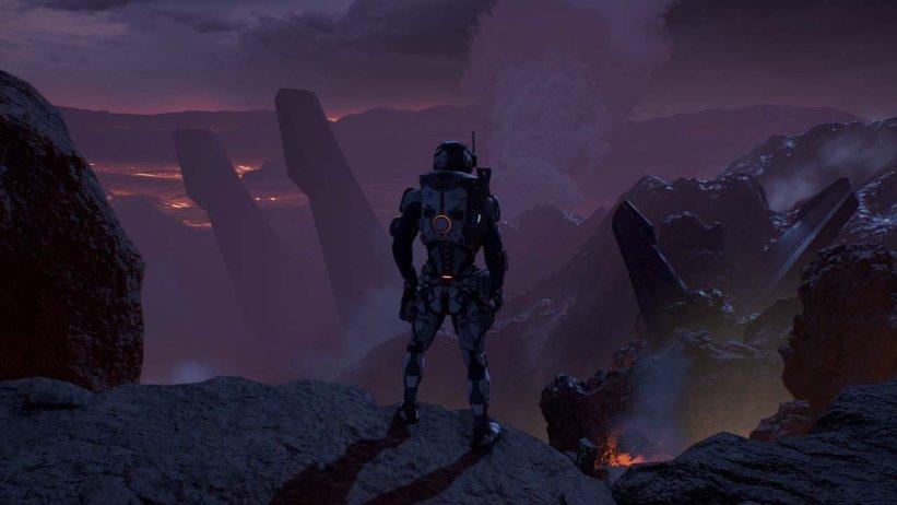 Novo gameplay de Mass Effect Andromeda aborda customizações