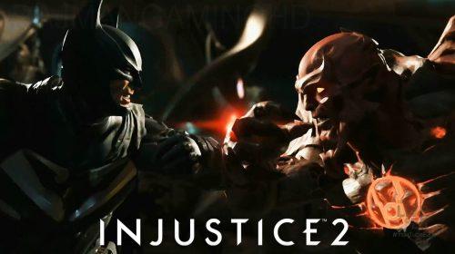Injustice 2 é líder em vendas no Reino Unido pela segunda vez seguida