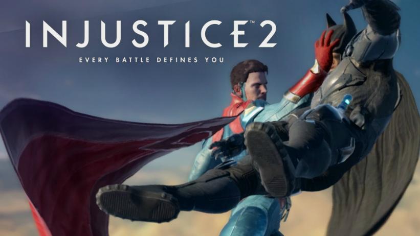 Injustice 2 está com inscrições abertas para beta online; participe!
