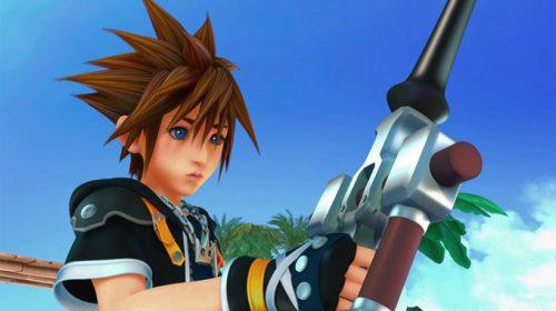 Diretor de Kingdom Hearts lll libera novas informações sobre o jogo