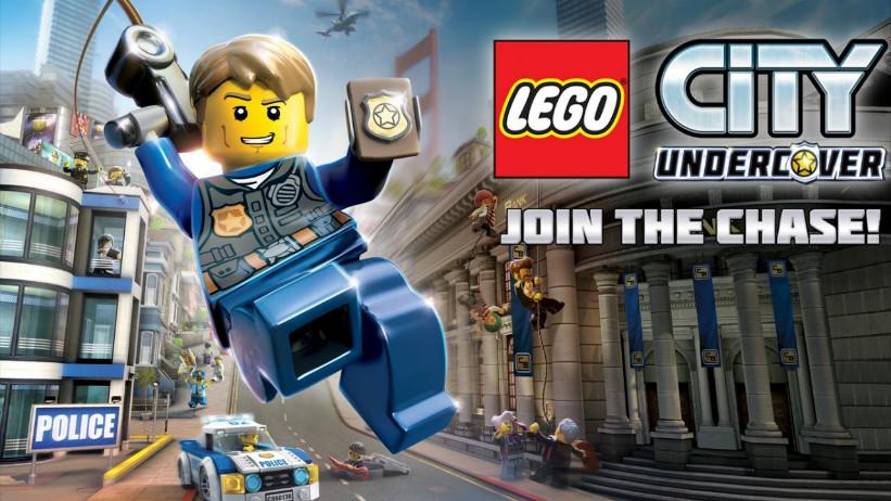 Saiu o primeiro trailer de LEGO City: Undercover; confira