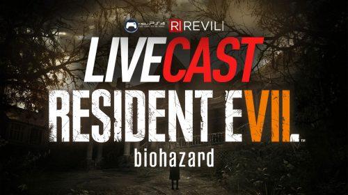 LiveCast #1: Falando sobre Resident Evil 7; É um legítimo Resident Evil?