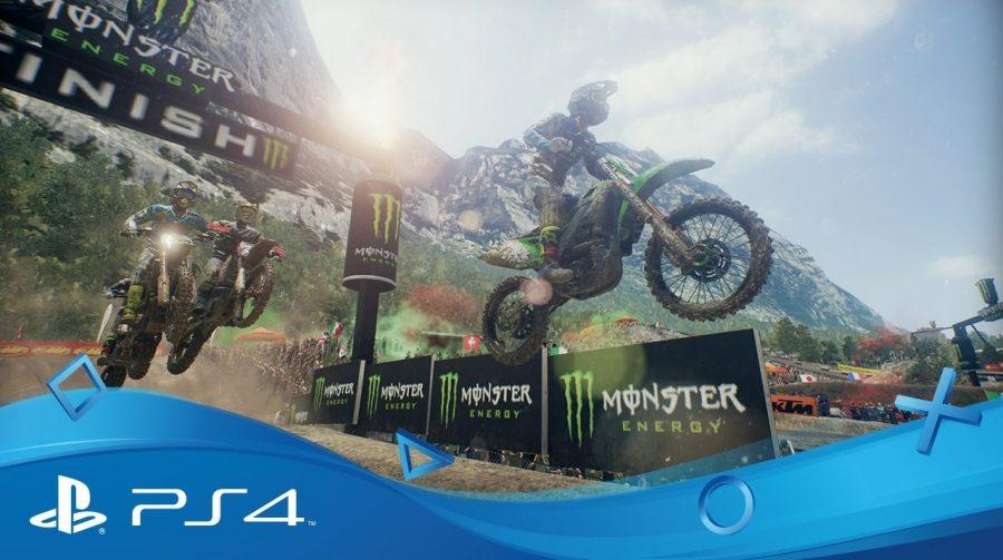 MXGP3 - The Official Motocross Videogame anunciado para PS4; confira