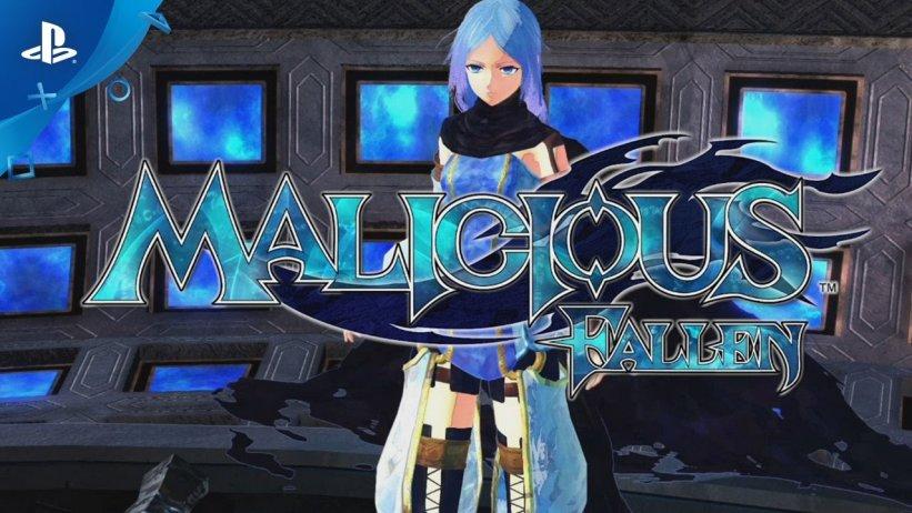 Exclusivo de PS4, Malicious Fallen chegará em breve
