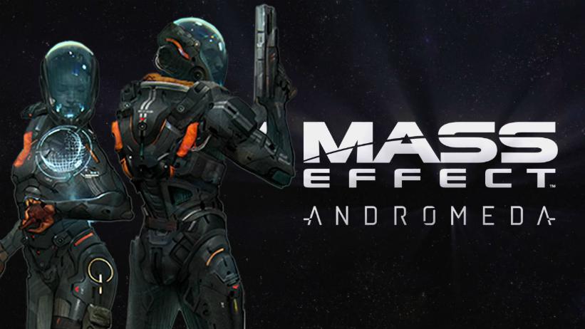 Mass Effect: Andromeda continua líder em vendas no Reino Unido