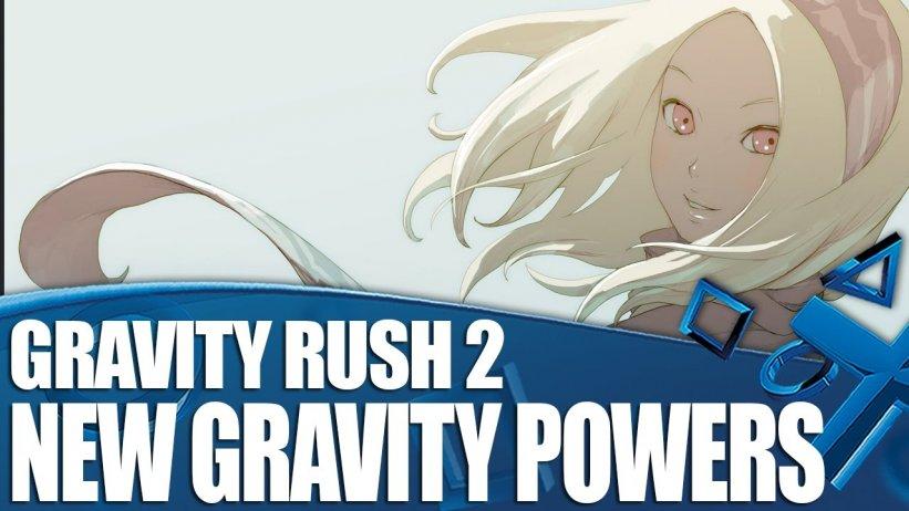 Mais peripécias de Kat em novo gameplay de Gravity Rush 2