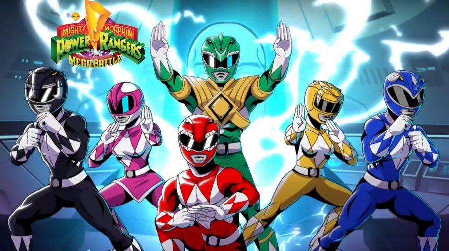 Power Rangers: Mega Battle para PS4 recebe trailer de lançamento