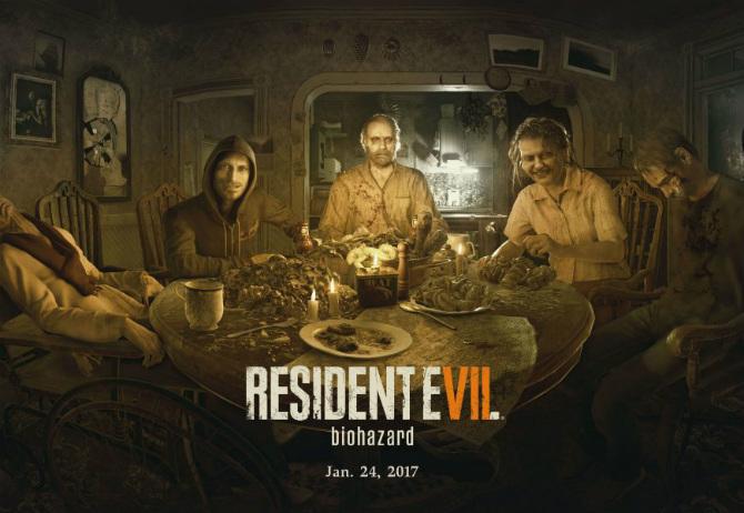 Resident Evil 7 é o 3º maior lançamento da franquia no Reino Unido