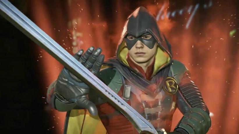 Robin é confirmado em Injustice 2! Confira o trailer de gameplay