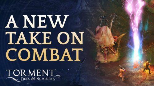 Torment: Tides of Numenera ganha trailer com jogabilidade