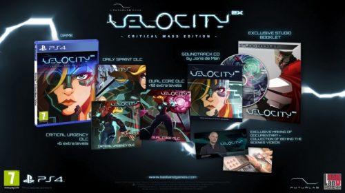 Velocity 2X receberá versão física