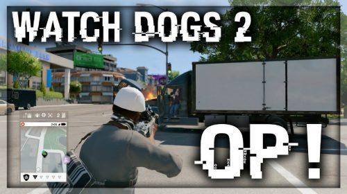 Nova atualização de Watch Dogs 2 traz melhorias e nerfa rifle