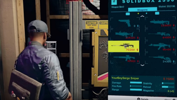 Watch Dogs 2 - YourBoySerge