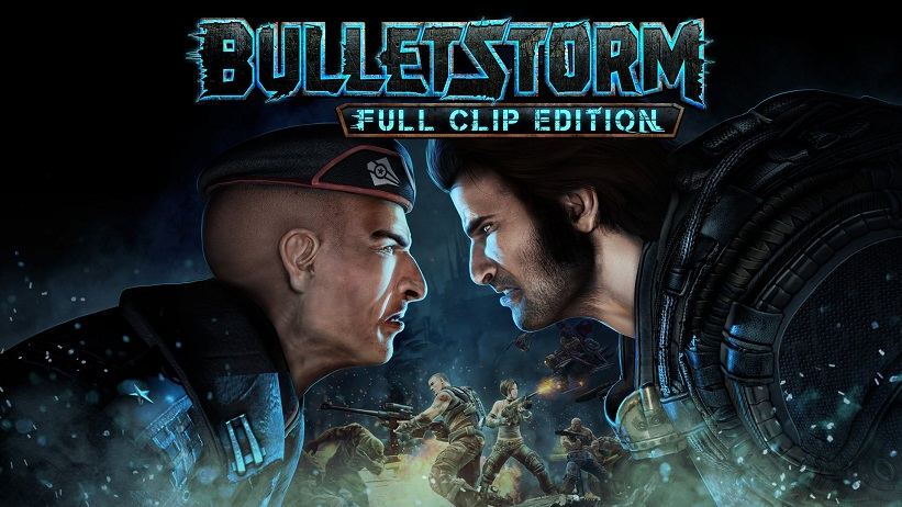 Frenético! Bulletstorm: Full Clip Edition recebe novo trailer da história