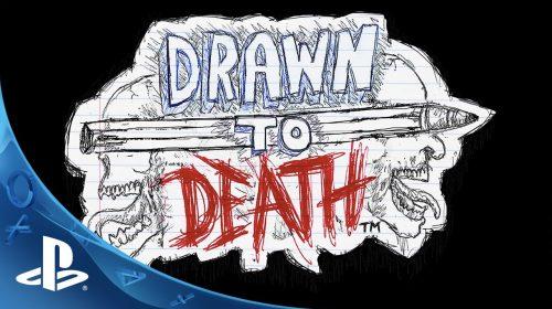 Drawn to Death, do criador de God of War, recebe data de lançamento