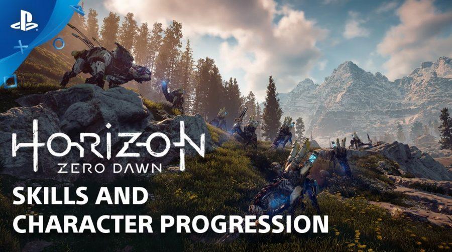 Horizon Zero Dawn: habilidades e mundo aberto são destaques em trailers