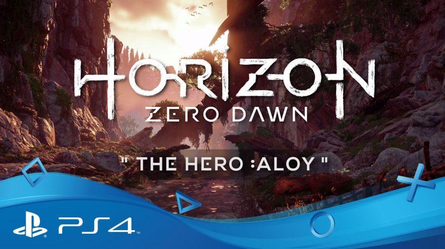 Fechando a semana, Sony revela mais dois trailers de Horizon; imperdíveis