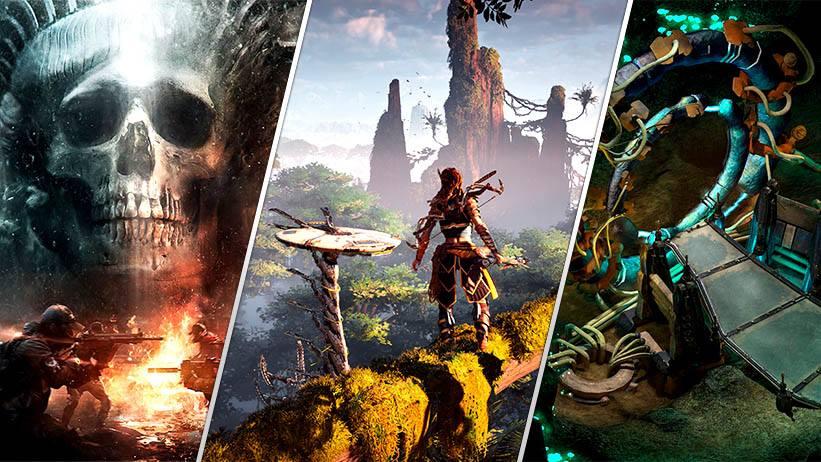 Lançamentos da semana para PS4: Horizon Zero Dawn é destaque