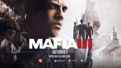 Mafia III vendeu 5 milhões de cópias, confirma Take Two