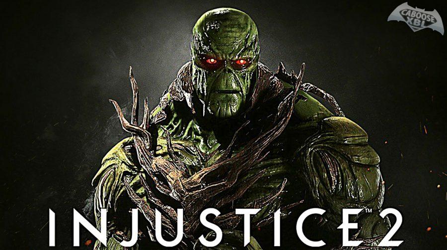 Monstro do Pântano é revelado para Injustice 2; veja lutador em ação