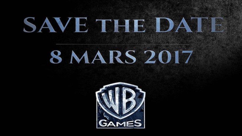 WB Games planeja anúncio para 8 de Março; Seria um novo Batman?