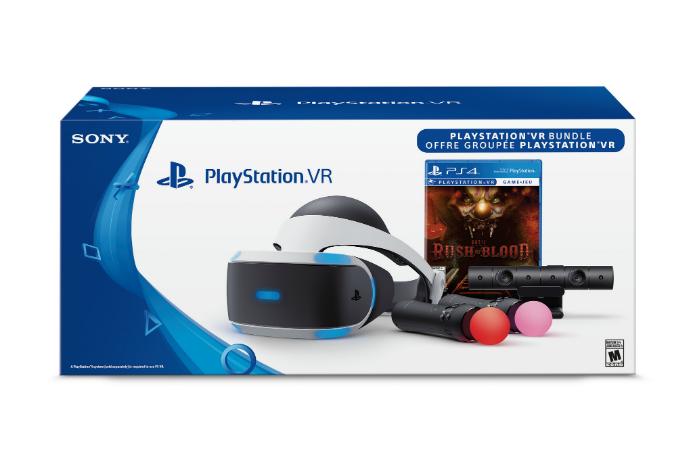 Novos bundles de PlayStation VR chegam este mês; veja mais
