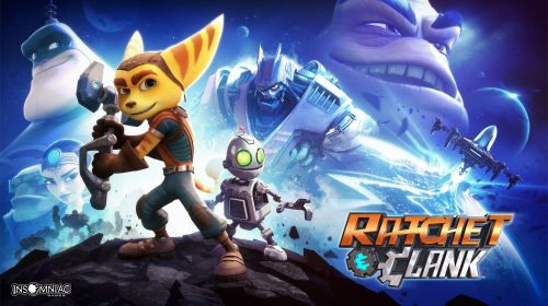 Play At Home: gratuito, Ratchet & Clank já está disponível na PSN