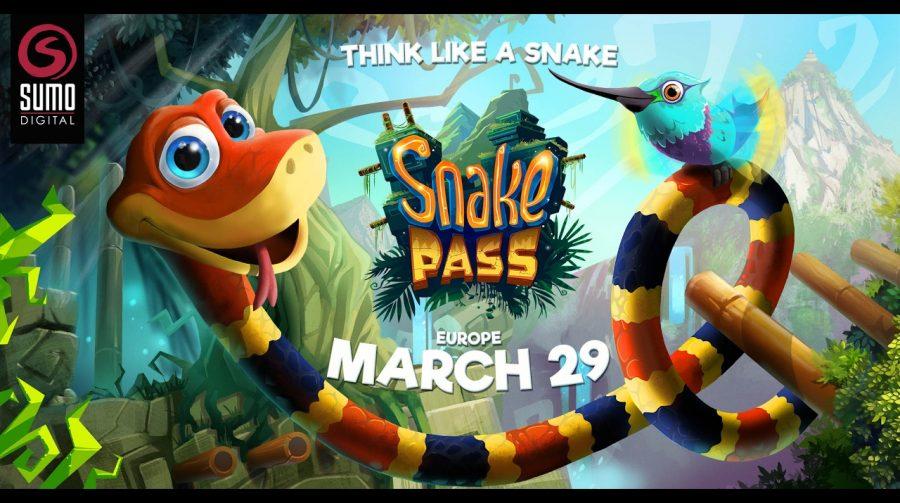 Olha a cobra! Snake Pass chegará ao PS4 em março; veja