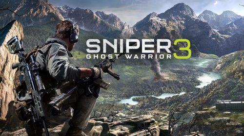 Multiplayer de Sniper Ghost Warrior 3 é adiado; Loads de quase 5 minutos