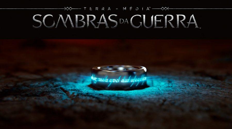 Terra-Média Sombras da Guerra terá edição especial no Brasil