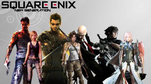 Square Enix apresenta balanço financeiro; Números são positivos