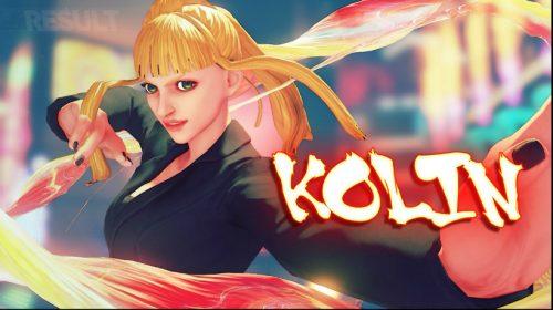 Kolin é a nova personagem de Street Fighter V; confira