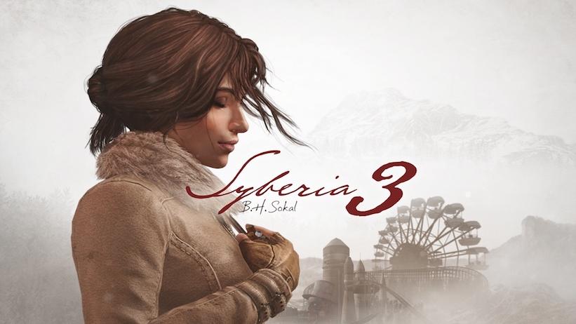 Descubra Syberia 3 em novo trailer; Jogo chega em abril