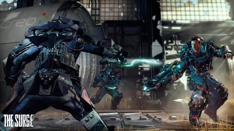 The Surge: gameplay de 14 minutos focados na jogabilidade