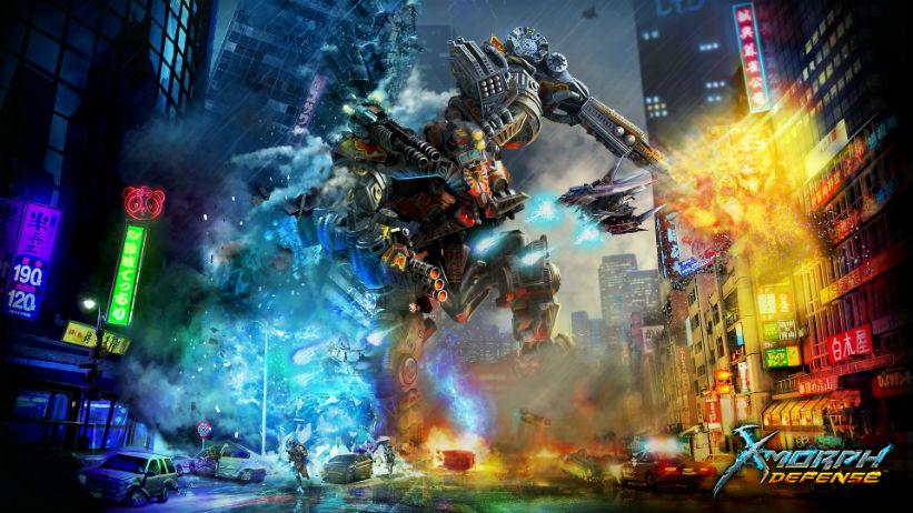 X-Morph: Defense é anunciado para PS4; conheça o novo game