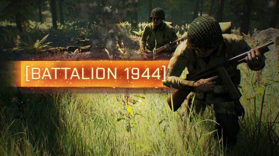 Square Enix será publisher de Battalion 1944, FPS da Segunda Guerra