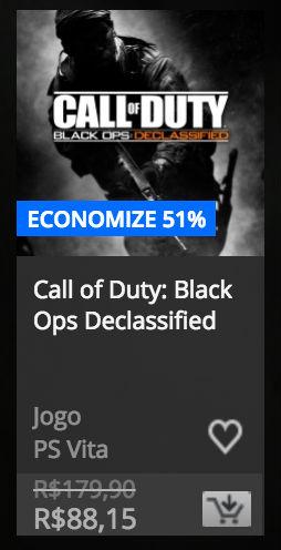 """Jogos da série """"Call of Duty"""" estão em promoção na PSN 4"""