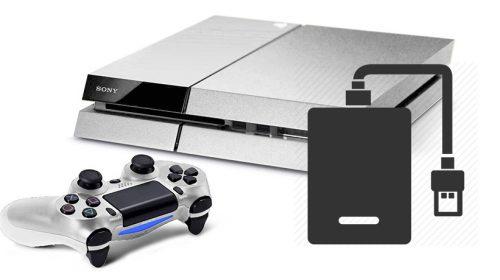 [Tutorial] Como configurar e usar HD externo no PlayStation 4